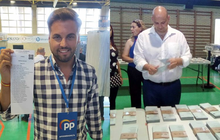 PP e IU hacen balance de los resultados de las elecciones municipales