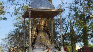 La hermandad de la Virgen de Consolación estudiará el cambio definitivo de la procesión anual de la patrona de Utrera