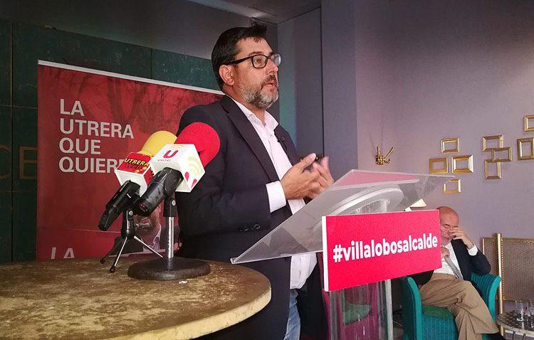 El PSOE defiende «el crecimiento cultural» vivido en Utrera (VÍDEO)