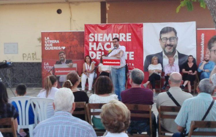 El PSOE promete «revitalizar» la barriada La Fontanilla