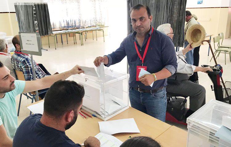 El Palmar de Troya se estrena en las elecciones municipales con el PSOE como único partido de su nueva corporación