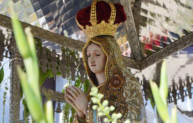 La hermandad de Fátima vivirá unas especiales fiestas en honor a su Virgen
