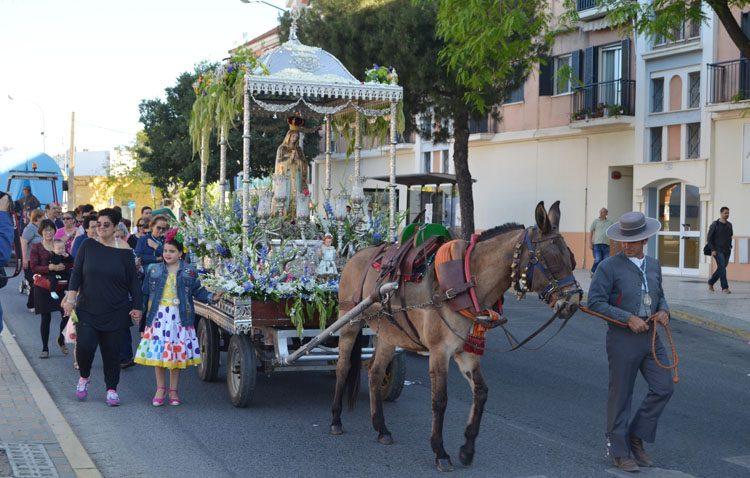 Un cuarto de siglo haciendo hermandad en torno a la romería de Fátima (GALERÍA)
