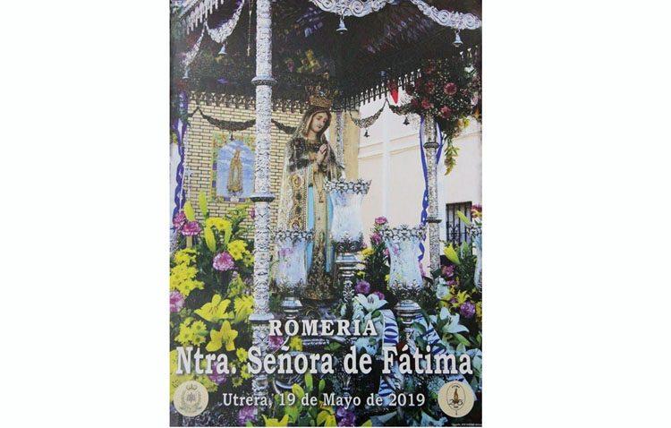 Un domingo de romería en honor a la Virgen de Fátima