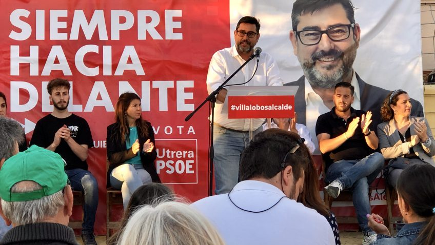 ELECCIONES 2019: Villalobos reprocha que Vox utilice frases franquistas y pide a la oposición que diga si pactará con la extrema derecha