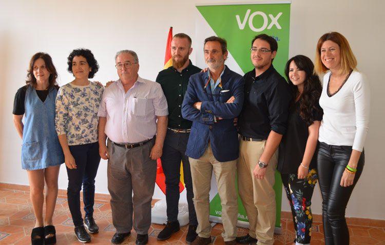 ELECCIONES 2019: Vox aclara que mantiene su candidatura a las elecciones en Utrera tras «los rumores con mala idea»