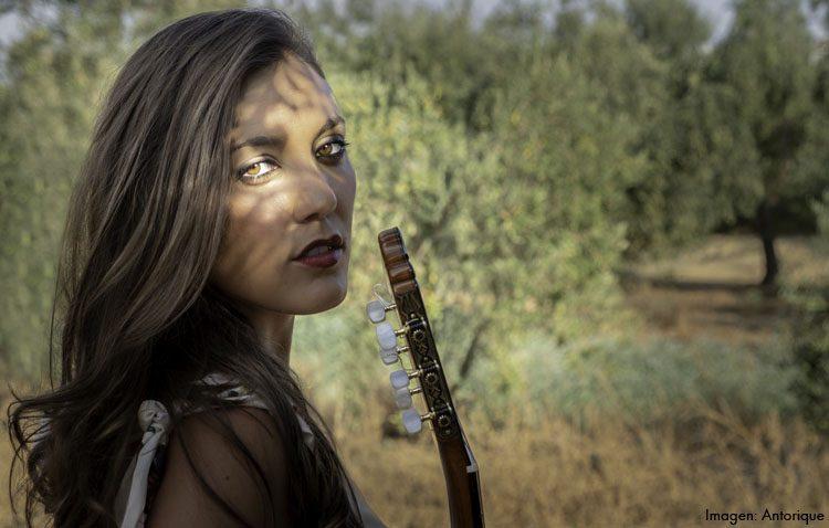 La utrerana María Marín, presente en el ciclo musical del Alcázar de Sevilla