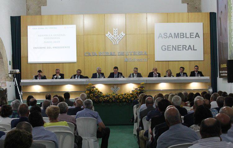 Caja Rural de Utrera certifica una década de crecimiento y cierra el ejercicio con 1,1 millones de beneficio (VÍDEO)