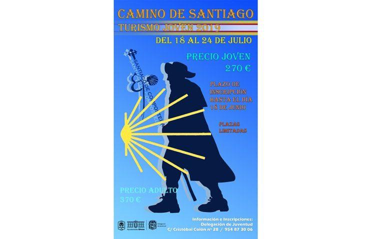 El programa «Turismo joven» propone realizar el Camino de Santiago portugués