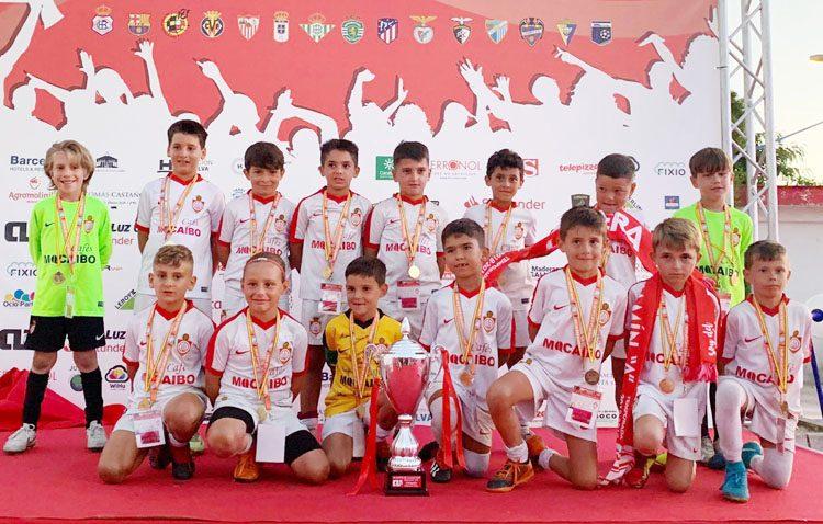 Nuevo éxito para la cantera del Club Deportivo Utrera