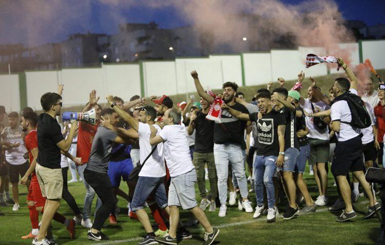 ANTEQUERA C.F 2 – 1 CD UTRERA: El Utrera continúa su andadura en play off a Segunda B