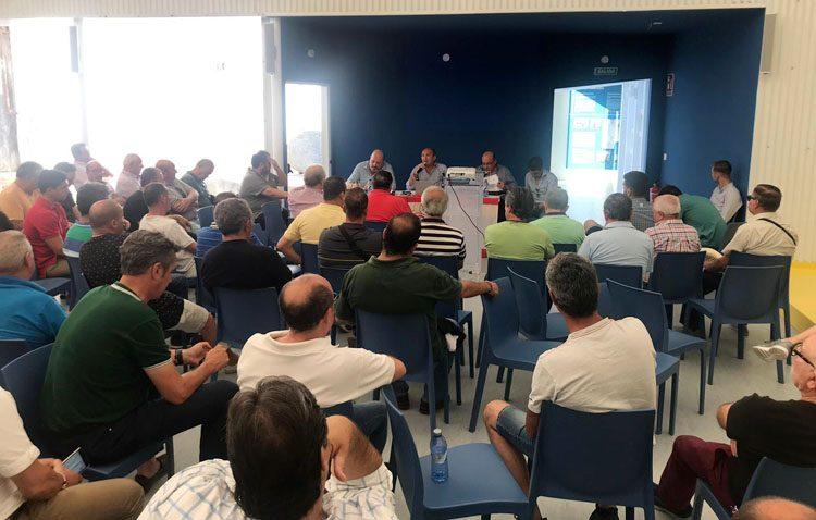 El CD Utrera contará con un presupuesto cercano al medio millón de euros para la próxima temporada