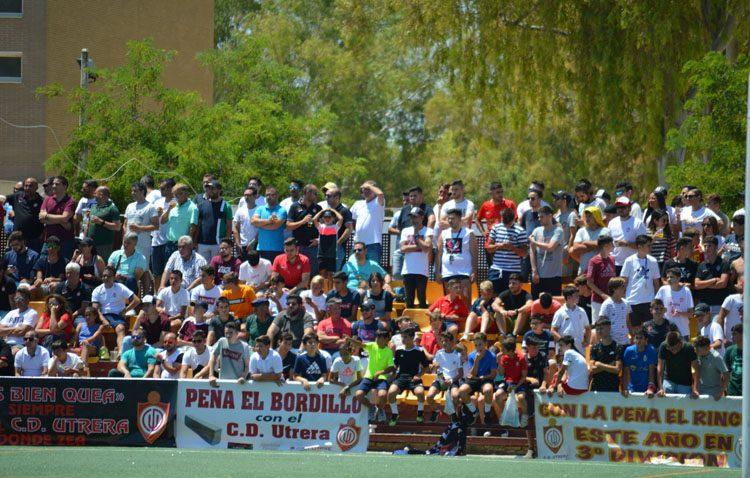 El Club Deportivo Utrera lanza su campaña de abonos para la segunda vuelta