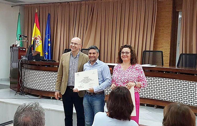 Un reconocimiento autonómico para el colegio Rodrigo Caro por su trabajo en el fomento de la paz
