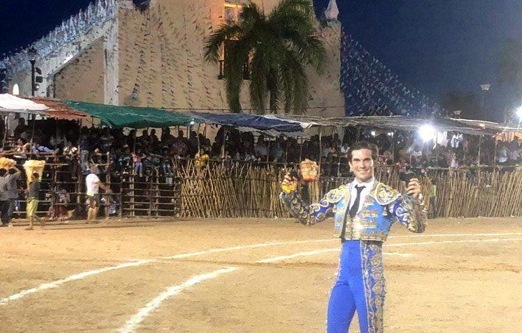 Triunfo de Curro Durán en México