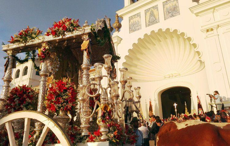 La hermandad del Rocío de Utrera se queda por segundo año sin peregrinar a Almonte en Pentecostés