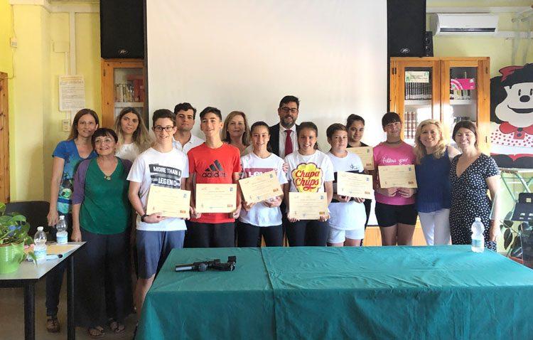 El instituto Ponce de León culmina un programa para educar a los alumnos en la mediación de conflictos entre compañeros