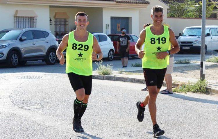 Dos utreranos representan a España en el campeonato europeo de obstáculos