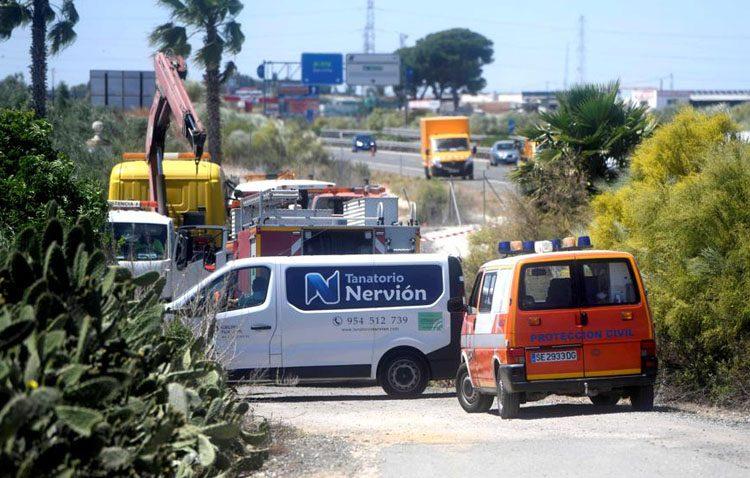 El primo de José Antonio Reyes fallecido en el accidente de tráfico será enterrado este martes