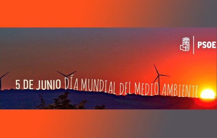 Los socialistas de Utrera recuerdan la urgente necesidad de proteger el Medio Ambiente