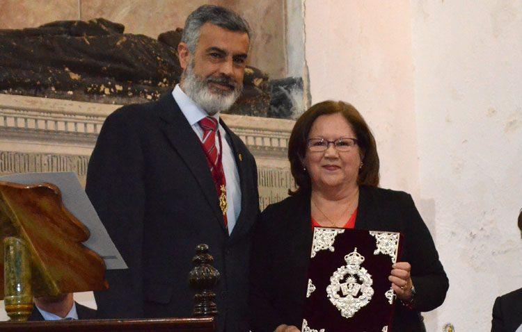María Jesús Rivas Florido pronuncia esta semana la exaltación eucarística