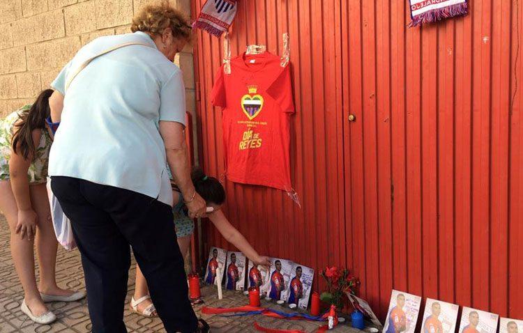La puerta 19 del estadio del Extremadura estará dedicada a José Antonio Reyes