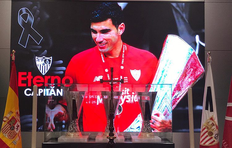 La Federación Española de Fútbol concederá a José Antonio Reyes su medalla de oro y brillantes a título póstumo