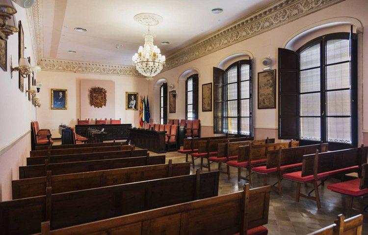 La nueva corporación municipal será constituida el sábado en el pleno de investidura a las 11.00 horas