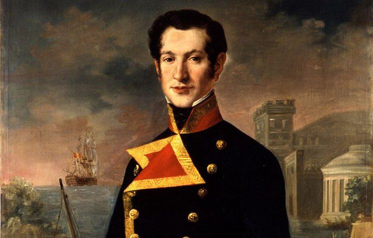La historia del utrerano José de Córdova y Ramos, un ilustre marino del siglo XVIII