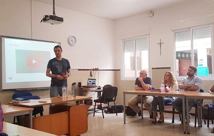 Las Salesianas de Utrera se suman a un proyecto educativo mundial de empoderamiento de los alumnos
