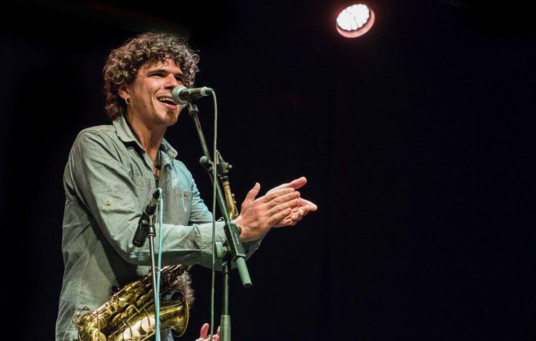 La fusión de flamenco y jazz marca el inicio del ciclo «Noches de julio» con la actuación de Antonio Lizana