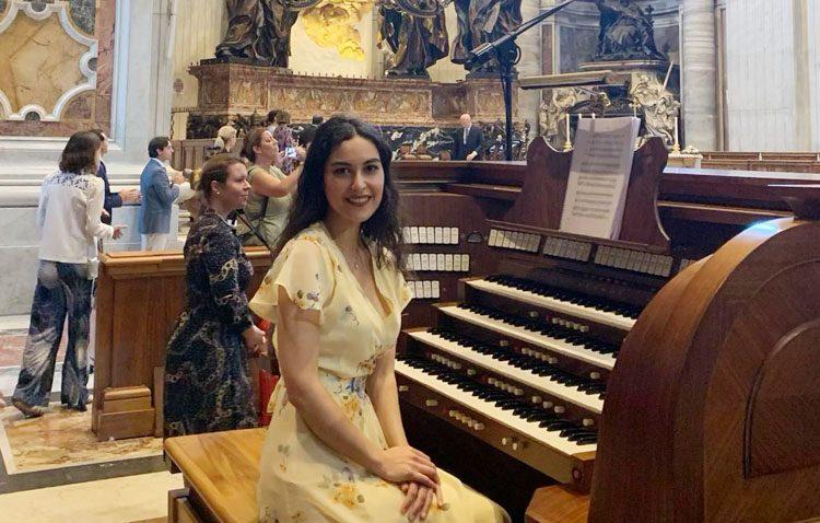 Auxiliadora Colchón, el talento utrerano al servicio de la música
