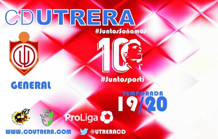 El Club Deportivo Utrera inicia la campaña de abonados para el próximo curso