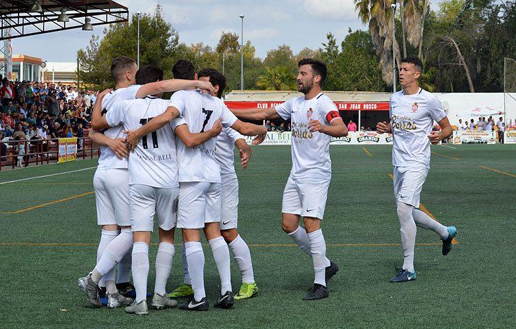 El Club Deportivo Utrera, candidato a disputar la nueva Copa de la Federación Andaluza de Fútbol