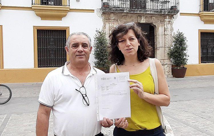 Reclaman la declaración de «emergencia climática» en Utrera y la adopción de medidas para mejorar la situación