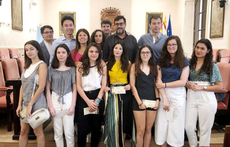 Un reconocimiento municipal a los mejores expedientes de Bachillerato de Utrera