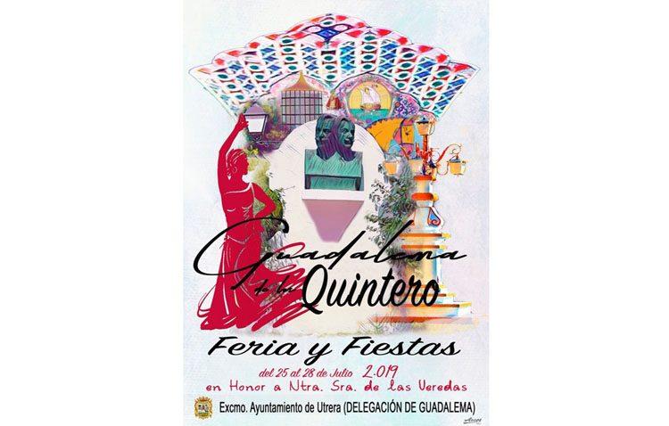 Fin de semana festivo en Guadalema de los Quintero con la feria en honor a la Virgen de las Veredas