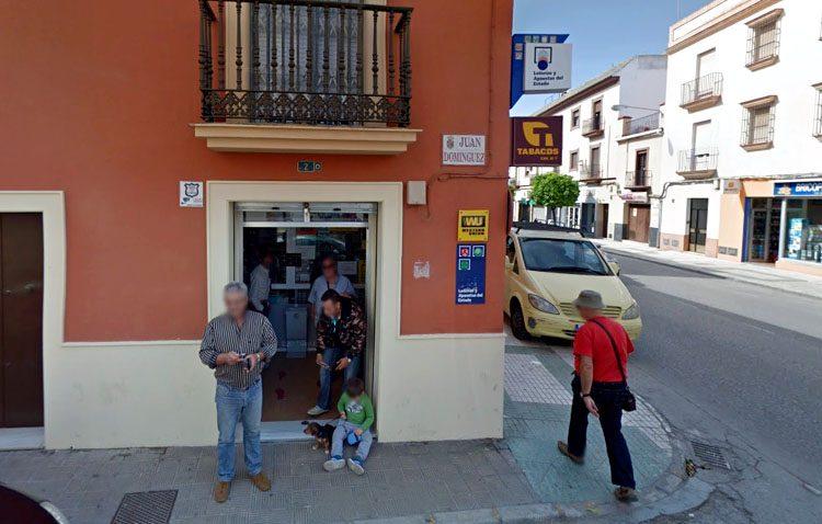 La Lotería Nacional vuelve a dejar parte de su segundo premio en Utrera