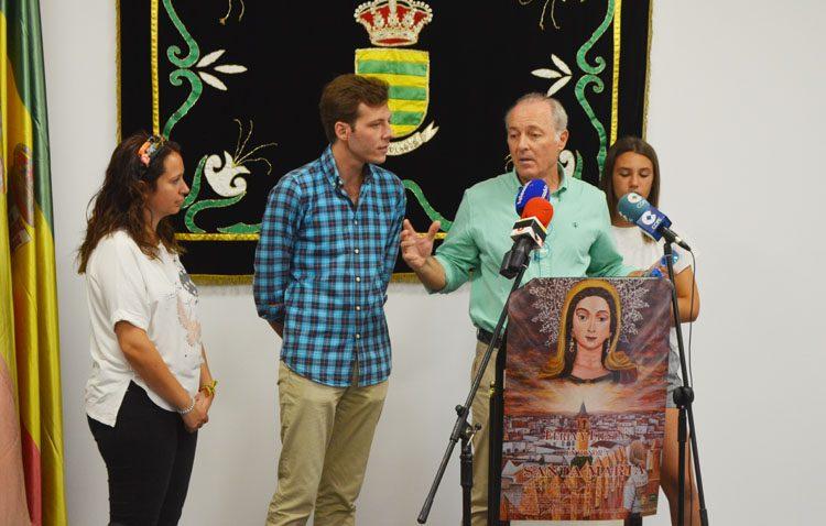 Los Molares prepara su feria de Santa Marta, con la actuación de José Manuel Soto como principal atractivo