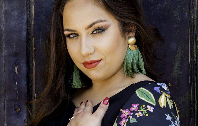 El flamenco de María Terremoto, protagonista de la segunda sesión de «Noches de julio»