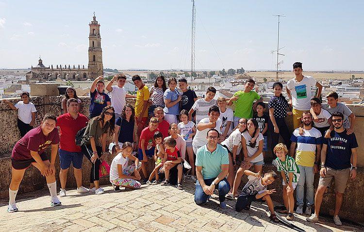 Una «escuela de verano» con actividades en valores para los jóvenes del proyecto «Oberti»