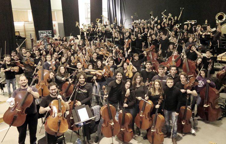 El concierto de la Orquesta Joven de Andalucía, aplazado hasta otoño