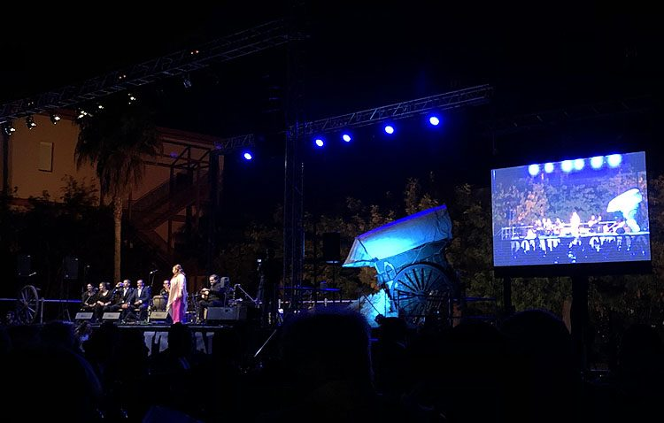 Una noche flamenca con sones rockeros en el Potaje Gitano de Utrera (VÍDEO)