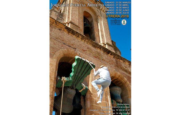 Una nueva oportunidad para descubrir el campanario de la parroquia de Santiago y la tradición campanera de Utrera