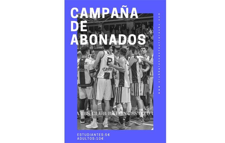 El Club Baloncesto Utrera pone en marcha su campaña de abonados