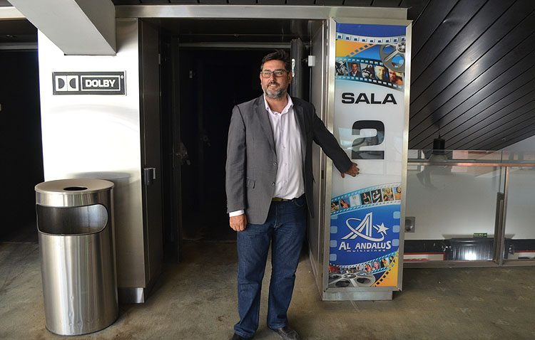 Utrera recupera los cines del centro comercial Los Molinos