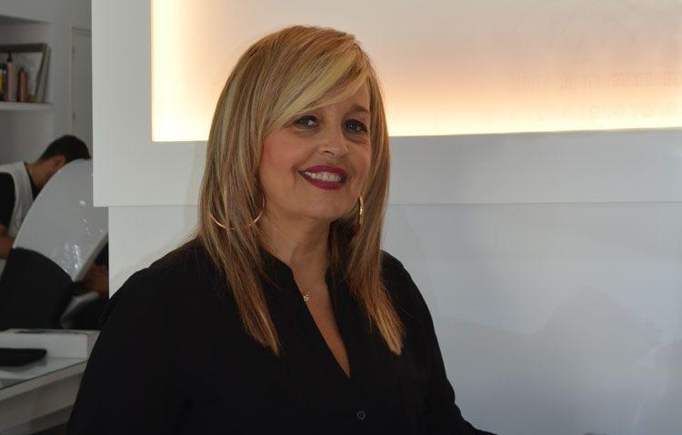 Consolación Aguilera García, una emprendedora utrerana al frente de tres peluquerías y tres academias