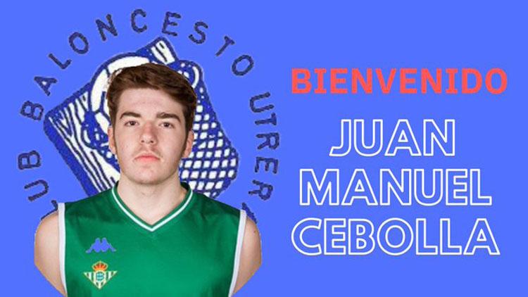 El Club Baloncesto Utrera suma su segundo fichaje para la nueva temporada