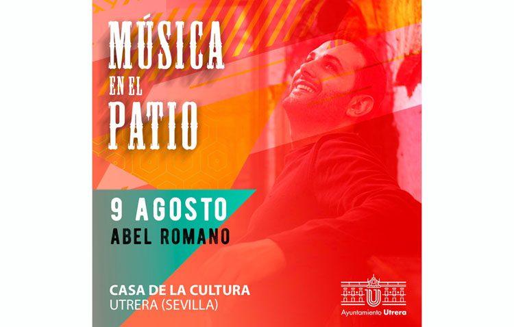 Abel Romano, en concierto este viernes en la Casa de la Cultura