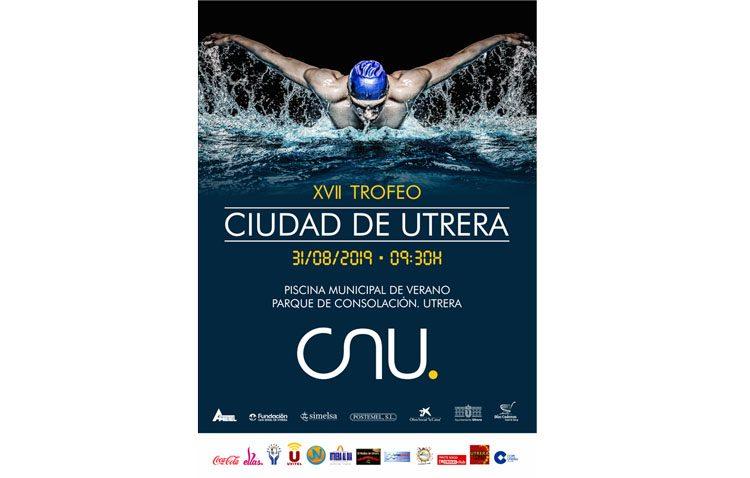 El trofeo de natación de Utrera espera la participación de más de 300 deportistas